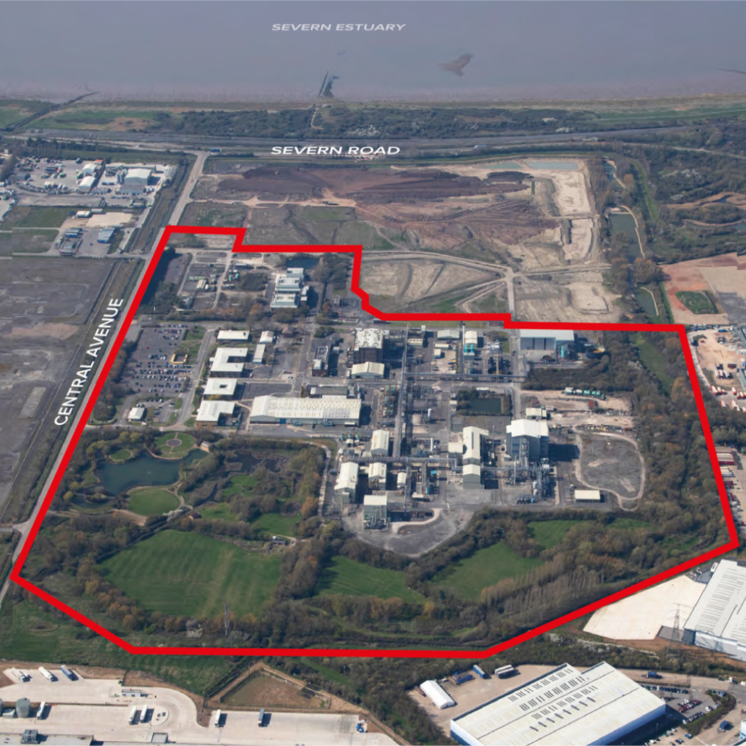 Epta Development Corp a Canadian based developer has purchased a logistics and distribution park in Bristol UK.